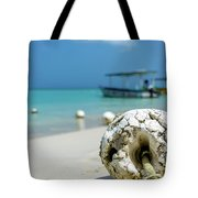 Boats And Buoys Tote Bag