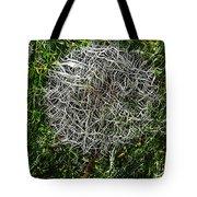 String Theory Dandelion Tote Bag