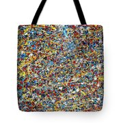 String Theory Tote Bag by Dominic Piperata