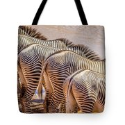 Stripes  7578 Tote Bag