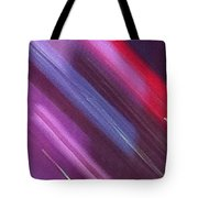 Stripes Abstract Tote Bag