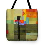 Stripes And Dips 1 Tote Bag