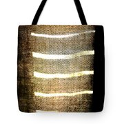 Stripes And Texture Tote Bag