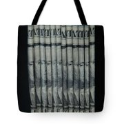 Stripper Stack Tote Bag