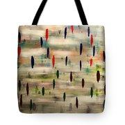 Stroke Of Color Tote Bag