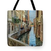 Stroll The Canal Tote Bag