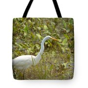 Stroll Thru The Grass Tote Bag