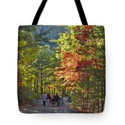 Strolling The Upper Cascades Trail Tote Bag