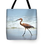 Strolling Tote Bag by Todd Blanchard