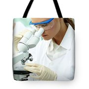 Stromed Research Address Tote Bag
