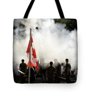Strong And Free  Tote Bag