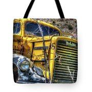 Strong And Tough Tote Bag