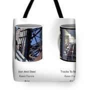 Strong As Steel Coffee Mugs Tote Bag