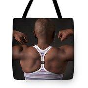 Strong Black Woman Tote Bag