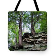 Strong Roots Tote Bag