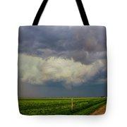 Strong Storms In South Central Nebraska 005 Tote Bag