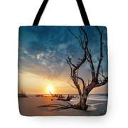 Strong Tree Tote Bag