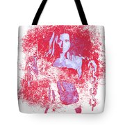 Strong Women 1 Tote Bag
