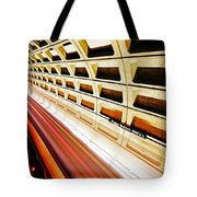 Stronger In The Contrast Tote Bag