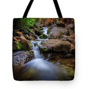 Strongs Canyon Cascades Tote Bag