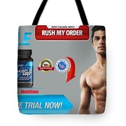 Strongtesteronehydromusclemaxuk Tote Bag