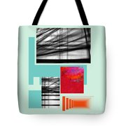 Structural Tote Bag