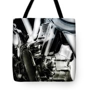 Structure 1487 H_2 Tote Bag