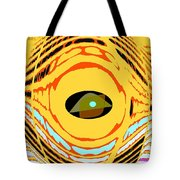 Structure In Perspective Tote Bag