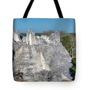 Structure Nine In Becan Tote Bag
