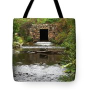 Structure Of A Stream Tote Bag