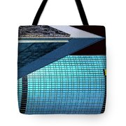 Structures East 3 Tote Bag
