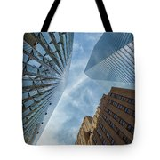 Structures Of Nyc 6  Tote Bag