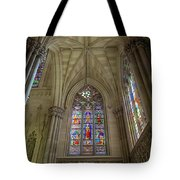 Structures Of St. Patrick Cathedral 3 Tote Bag