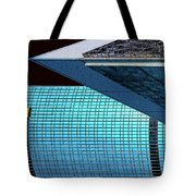 Structures West 3 Tote Bag