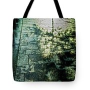 Struggle Of Light And Shadow Tote Bag