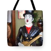 Strummin On The Ole Banjo Tote Bag