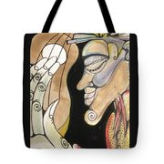 Strumming To The Beat Tote Bag