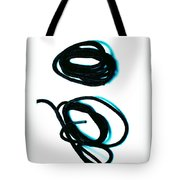 Strung Out Tote Bag