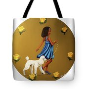 Strut Into This Light Tote Bag