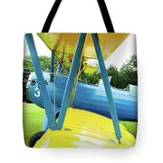 Struts And Wires  Tote Bag