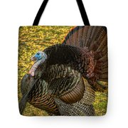 Strutting For The Ladies Tote Bag
