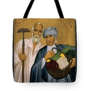 Sts. Isidore And Maria - Rliam Tote Bag