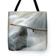 Stuck Digitally Enhanced Tote Bag