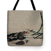 Stuck In The Sand Tote Bag