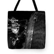 Studebaker Chrome Tote Bag