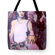 Student With Clay Tote Bag