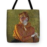 Studio Di Figura Femminile Tote Bag