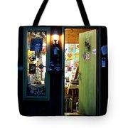 Studio Door Tote Bag