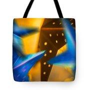 Studio Stars Warm Light Motion Tote Bag