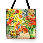 Studio Still Life Tote Bag